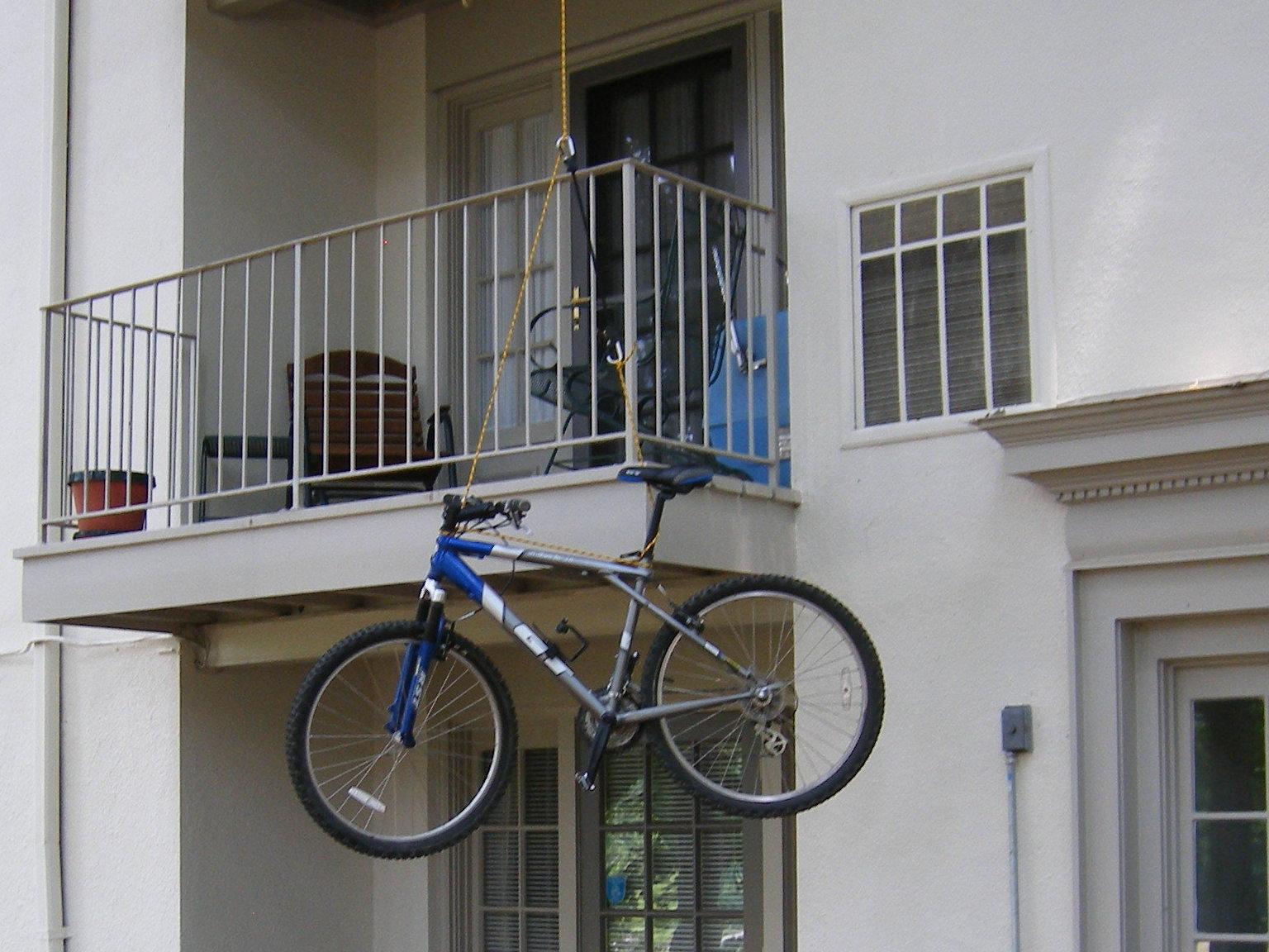 Pour que le stationnement vélo en immeubles d'habitation soit plus pratique demain qu'aujourd'hui... @CC37