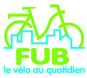 Logo de la Fédération des Usagers de la Bicyclette (FUB).