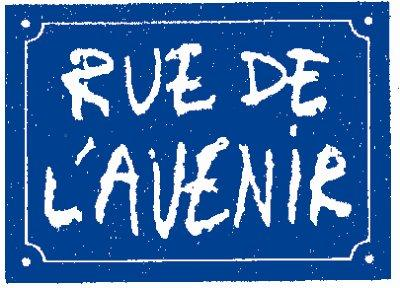 Logo de l'association Rue de l'avenir