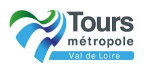 Logo Tours Métropole Val de Loire.