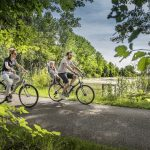Balade vélo étang - @David Darrault