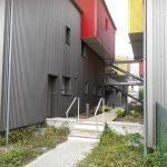 Le quartier du Petit Pressoir à Saint-Pierre-des-Corps.