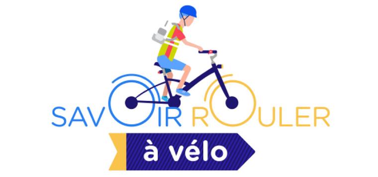 Logo du programme Savoir rouler à vélo