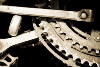Détail illustrant l'atelier d'auto-réparation du Collectif Cycliste 37. ©Collectif Cycliste 37