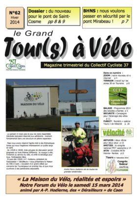 Magazine : le TàV n°62 est paru !