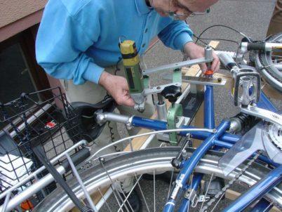 Un vélo retrouvé à St Avertin grâce au Bicycode