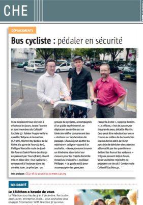 Bus Cyclistes