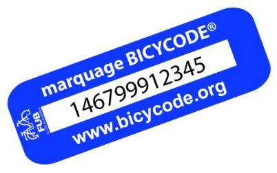 100e vélo marqué et 500e adhérent !