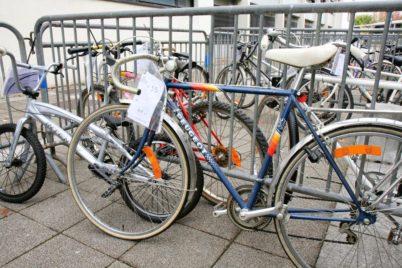 Belle réussite pour la bourse aux vélos du 24 septembre 2016