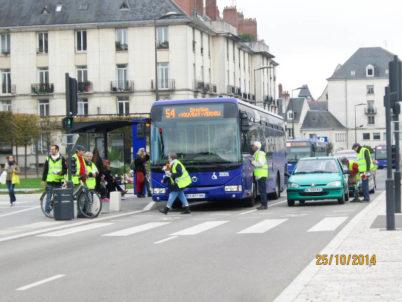 Opération «Sas Vélo» réussie !
