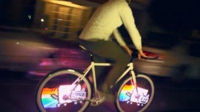 Parade lumineuse à vélo : venez nombreux, en famille ou entre amis !