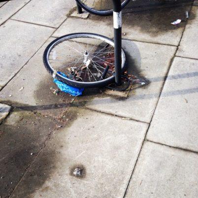 Prévention contre le vol de vélo
