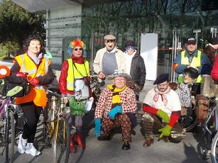Dimanche 6 mars 2016 : Carnavélo – Carnaval à vélo !