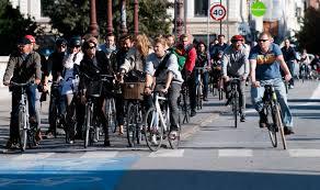 Portrait d'une ville cyclable : Copenhague