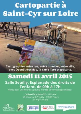 Cartoparties 2015 : ça commence le 11 avril !