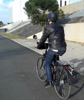 Entrevue avec Adrien, ancien élève de la vélo-école