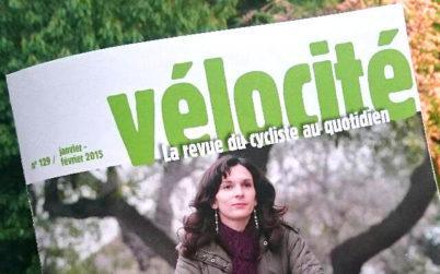 Découvrez «Vélocité», le magazine du vélo au quotidien. Un n° gratuit à télécharger !