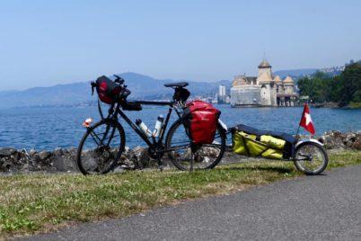 L'Europe à vélo : 3000 kilomètres en 40 jours