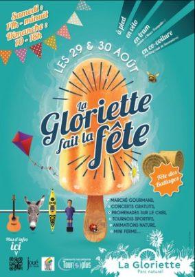 Fête de la Gloriette, Tours (29-30 août 2015) : le CC37 sera présent !