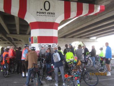 Un succès pour la vélo conférence «Tours au fil de l'eau» !