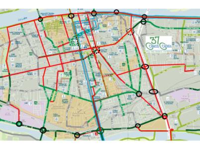 Livre blanc du Collectif Cycliste 37 : analyses et préconisations en matière d'aménagements cyclables