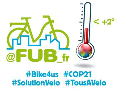 COP21 : tous à vélo pour le climat !