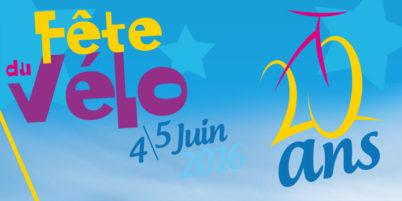 Samedi 4 juin 2016 : Fête du vélo et bourse aux vélos d'occasion !