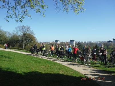 Dimanche 10 mars 2019 : balade à vélo sur le thème «Beau comme un arbre dans la ville»