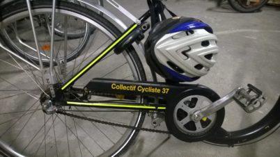 Enfants de moins de 12 ans : port du casque obligatoire à vélo