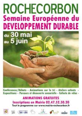 Semaine du développement durable à Rochecorbon