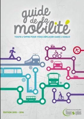Guide de la mobilité édité par Tour(s)plus