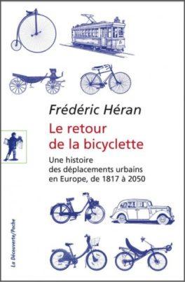Livre : Le retour de la bicyclette, de Frédéric Héran