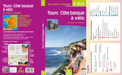 Guide pratique randonnée : Tours – côte basque à vélo