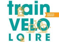 Train Vélo Loire : un service gratuit sur la Loire à Vélo