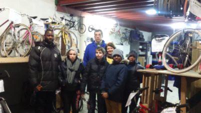 Projet vélo Enfance & Pluriel