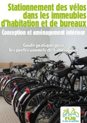 Stationnement des vélos dans les immeubles d'habitation et de bureaux