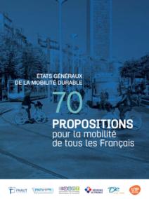 70 propositions pour la mobilité de tous les Français