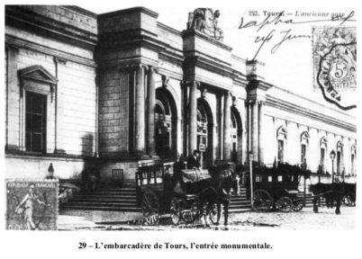Histoire des trains à Tours