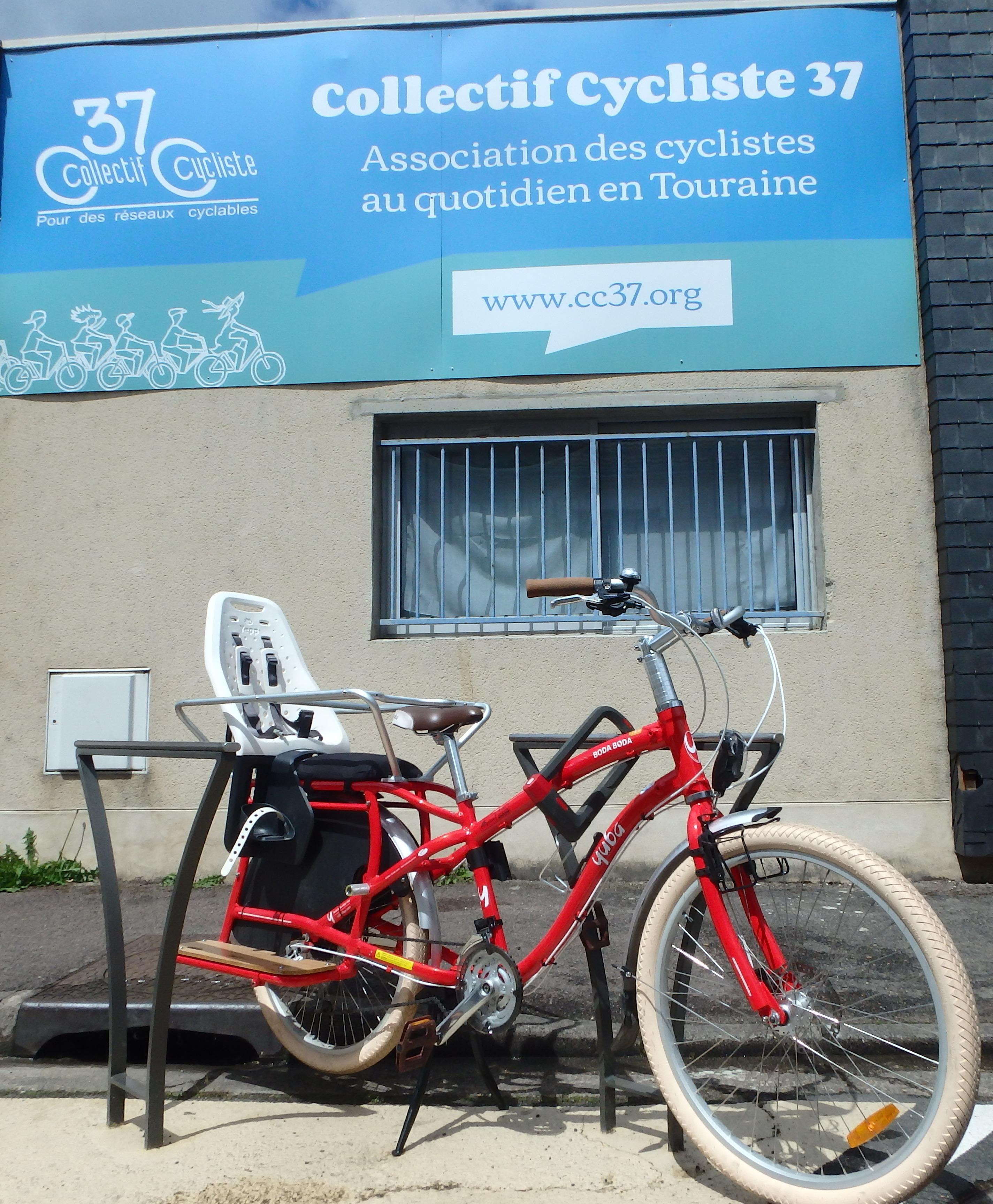 Le longtail ou vélo rallongé : le vélo qui remplace une ...
