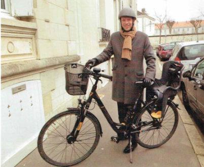 Le vélo en ville : vive la liberté  ! (témoignage)