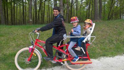 Le longtail ou vélo rallongé : le vélo qui remplace une voiture