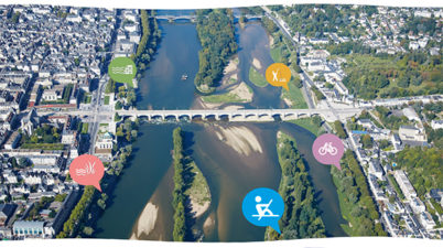 Imaginez le futur de la Loire et de la ville