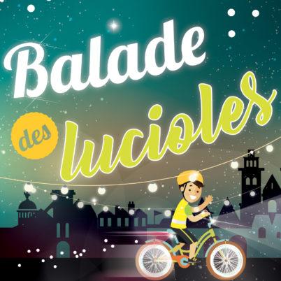 Balade des Lucioles : samedi 8 juillet 2017