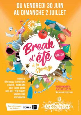 Samedi 1er et dimanche 2 juillet 2017 : fête de la Gloriette
