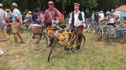 «Anjou vélo vintage» : une première pour le Collectif Cycliste 37 !