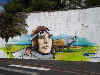 Spots de street art à Tours et Saint-Pierre-des-Corps