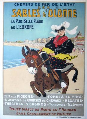 Tours-Les Sables d'Olonne : histoire d'une ligne ferroviaire oubliée