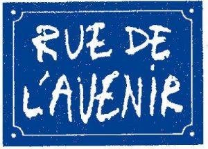 Logo de l'association Rue de l'avenir