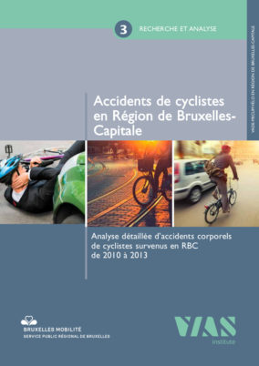 Etude sur les accidents de cyclistes