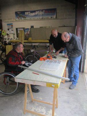 En 2018, un nouveau look pour l'atelier d'autoréparation